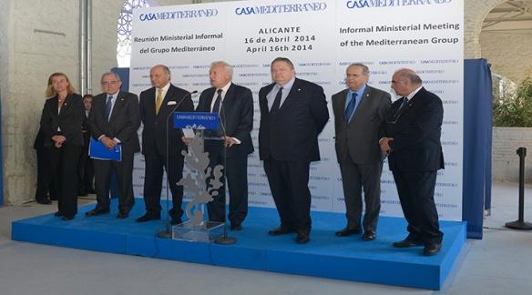 Cumbre Casa Mediterráneo