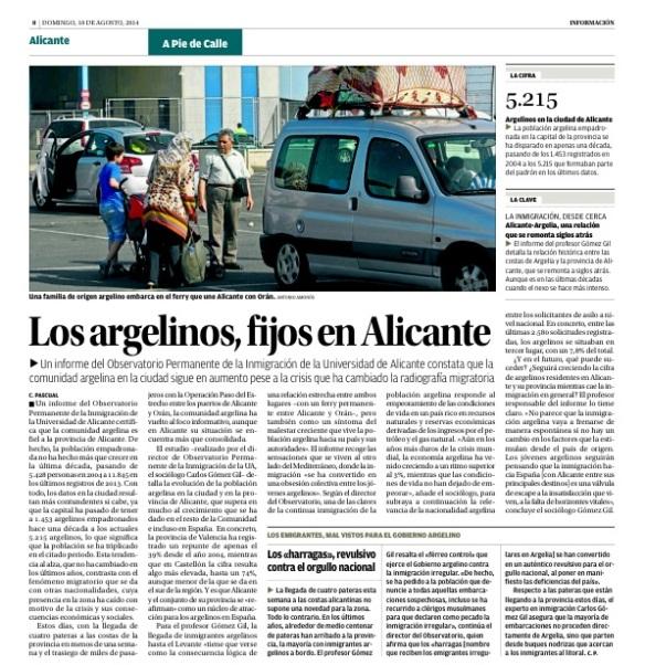 Página Argelinos