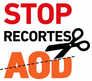stoprecortesAOD
