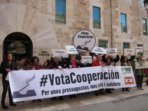 Cooperación valenciana