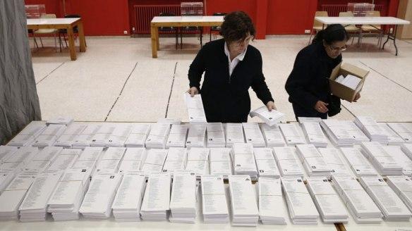 Cartografía electoral